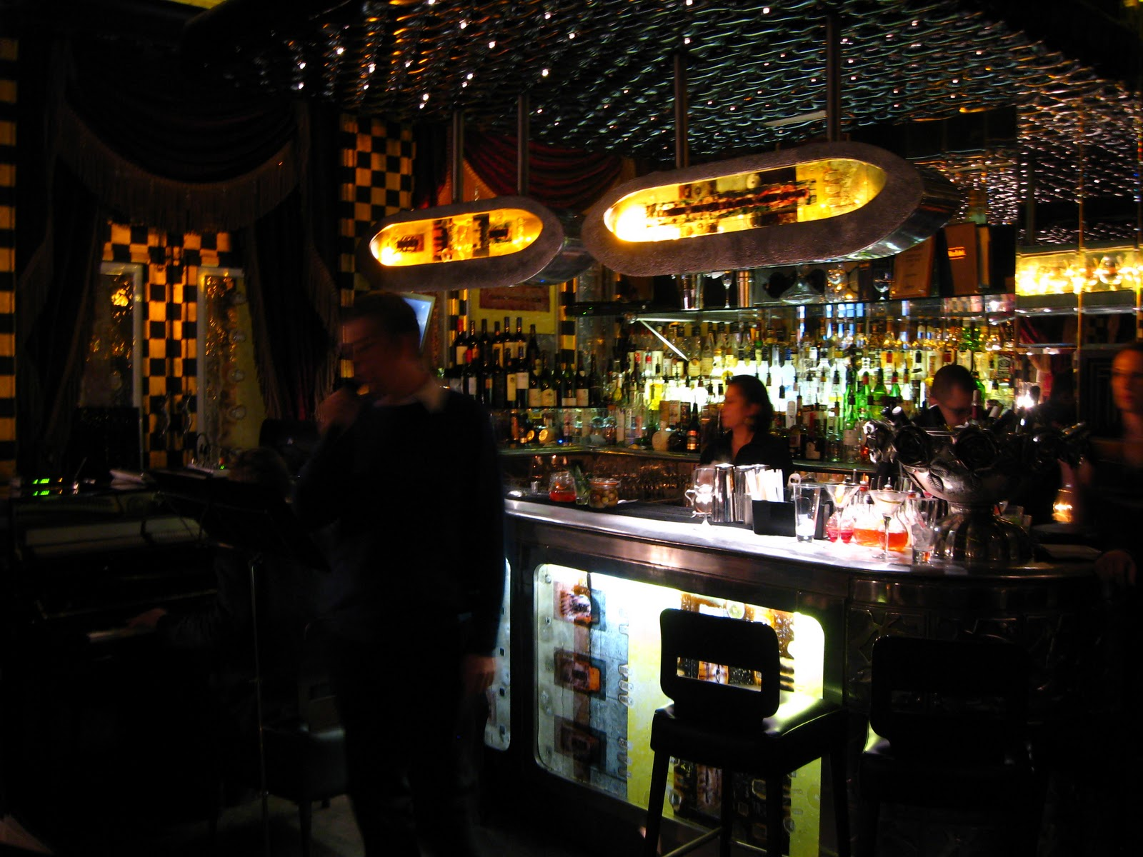 crazy bear London London Best Trendy Bars London Best Trendy Bars IMG 7610
