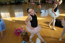 Lexi at her Dance Concert