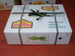 N36 Pineapple 10kgs