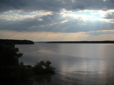Jordan Lake in Chatham County