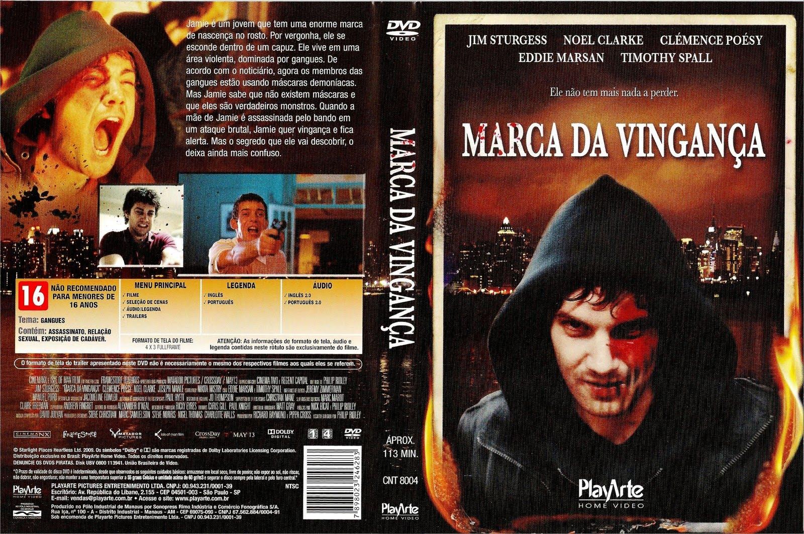 Filme Marcas Da Guerra within shadowz3n: filme: marca da vingança