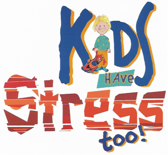 As parents we often think how can a child be stressed out they