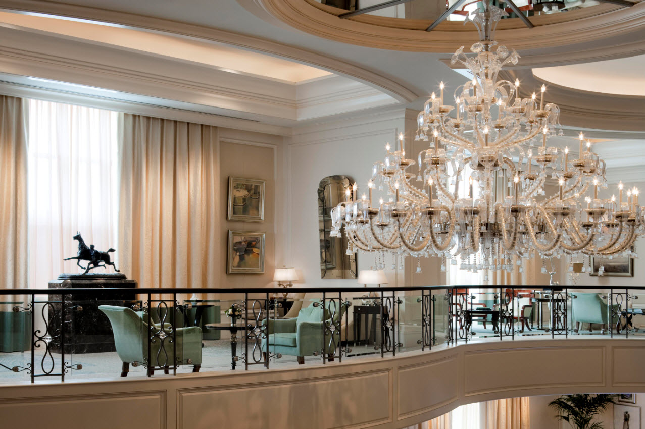 Exclusive Inside Look The St Regis Atlanta And Holiday