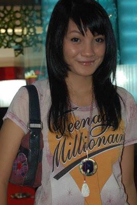 Girinda Kara, Indonesian Girl, Indonesian Model