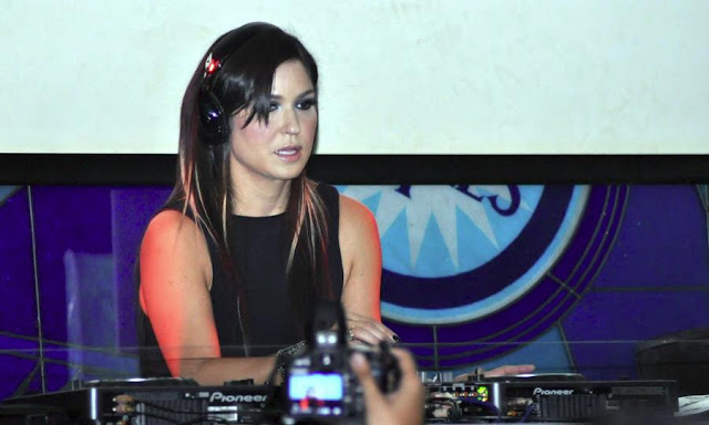 DJ Rap, Female DJ, World Disc Jockey, Charissa Saverio