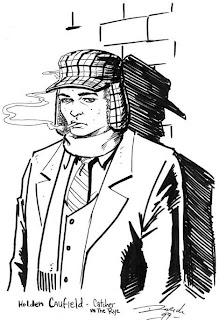 holden and phoebe caufield character sketch Holden caulfield is the main character and the narrator of the jd salinger  holden caulfield in catcher in the rye:  phoebe, pushes holden to think of.