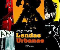 """Livro """"Lendas Urbanas"""