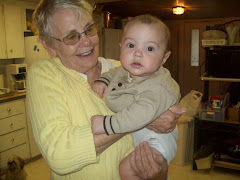 Great grandma Carol and Merrick