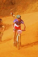 Campeão IRON Biker 2007
