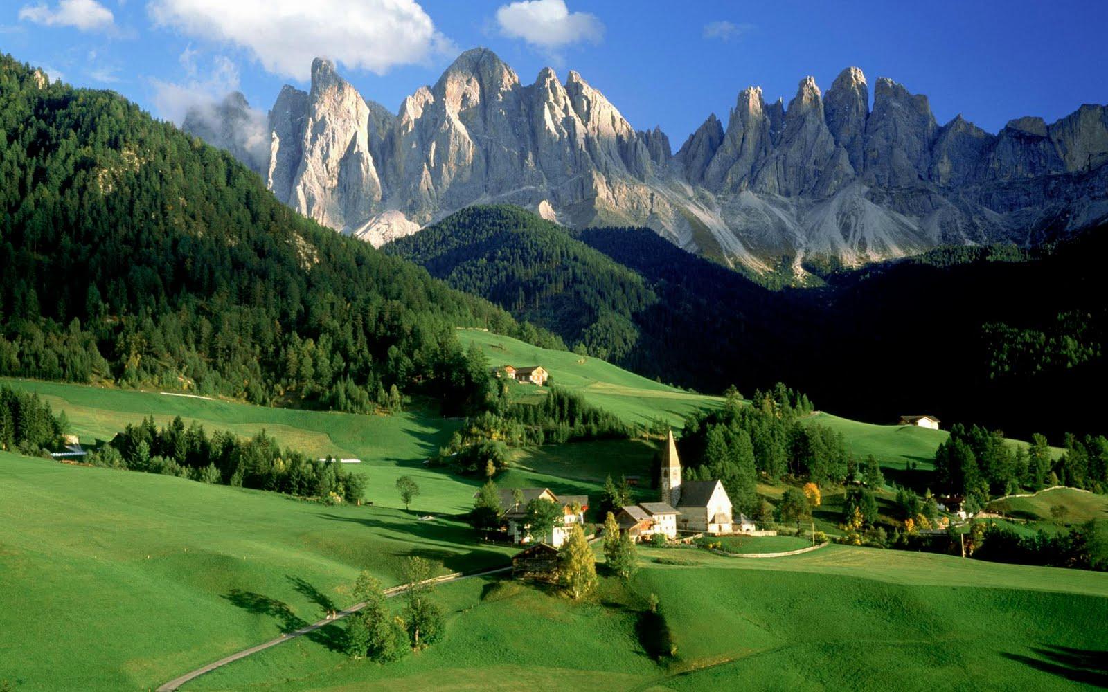beautiful wallpapers landscape wallpaper italian landscape
