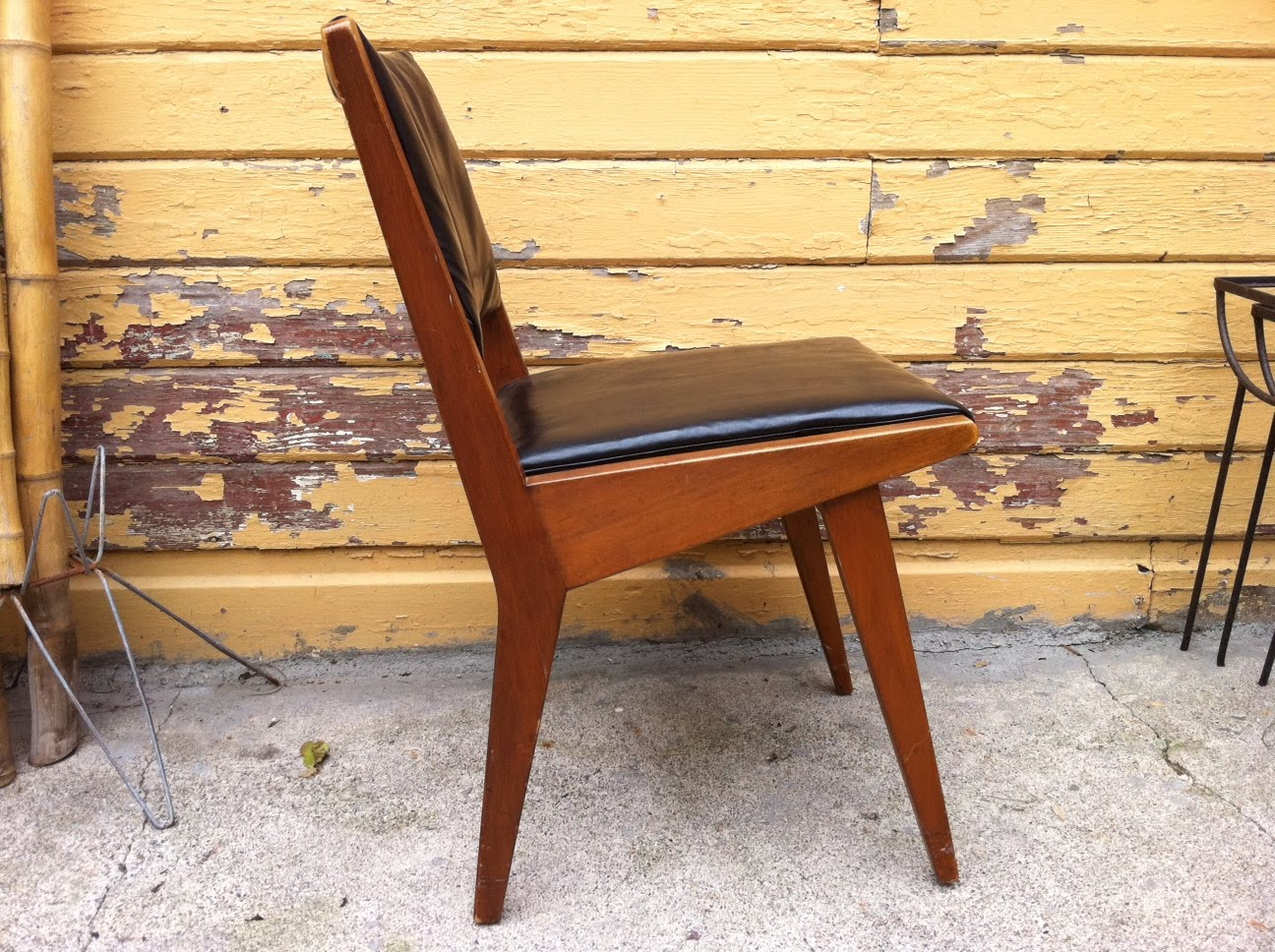 Jens Risom Side Chair Just In Modern January 2011