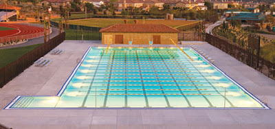 what does it cost to build an olympic sized pool - Olympic Size Swimming Pool
