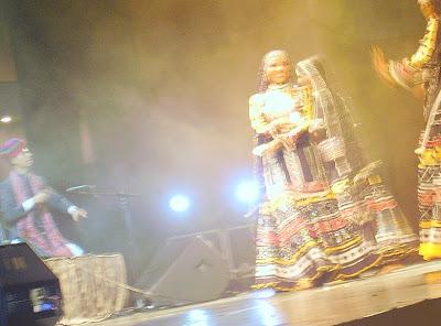 Langa Manganiar. Kalbelias on 14/08/2007, India 60-th Independence Day Celebration in Moscow. Танец Калбелий на концерте, посвященном 60-летию Независимости Индии (14.08.2007, Москва)