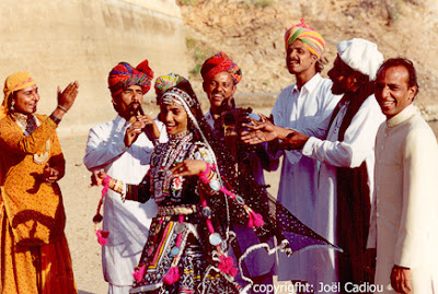 Musafir - Gypsies from Rajasthan
