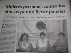 """Diario """"MIRADAS AL SUR"""" 05/04/09"""