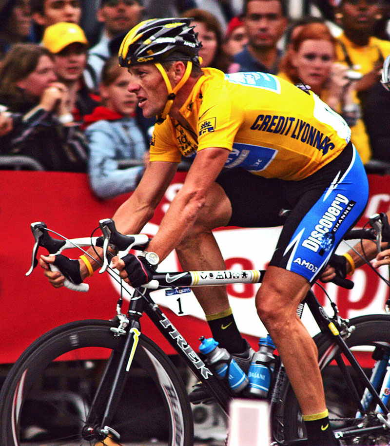 lance armstrong impact on world of Another way to consider this question: what was the positive outcome of lance armstrong's fame i prefer this phrasing because i think lance armstrong seldom if ever did anything for anyone else in his life however, the media symbol he became had lots of impact, and many of its effects were.