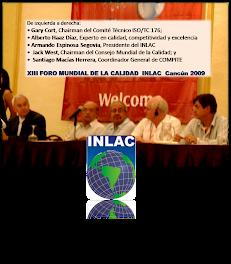 Haaz en Foro Mundial de la Calidad