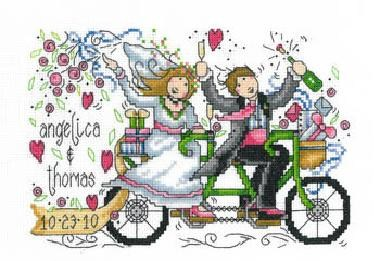 Free Printable Wedding Cross Stitch Patterns - Yahoo! Voices