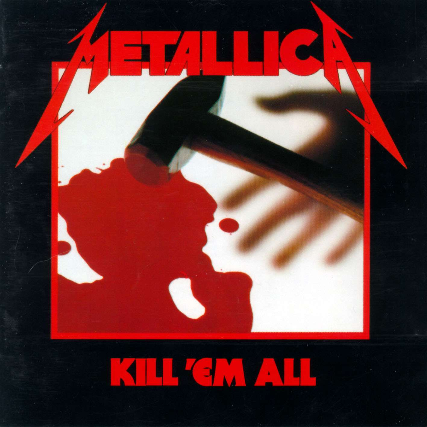 metallica   kill em all front 10790: MGP Movie Reminder. In case you missed it over the holiday break, ...