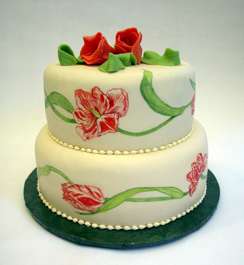 cake paint