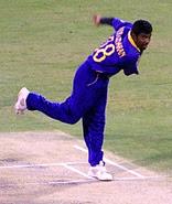 Muralitharan Srinlankan Cricket Bowler Spinner