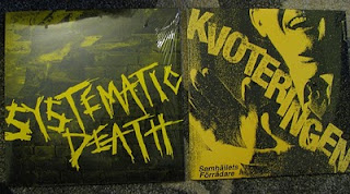 Systematic Death and Kvoteringen LPs