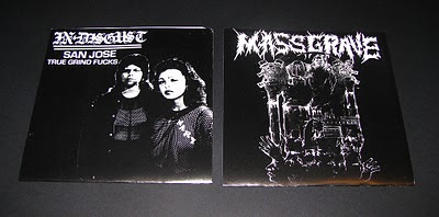 In Disgust/Massgrave split E.P.