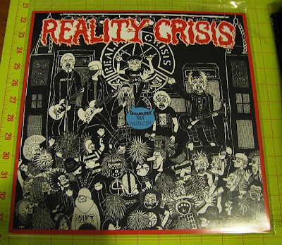 Reality Crisis: Discharge Your Frustration LP