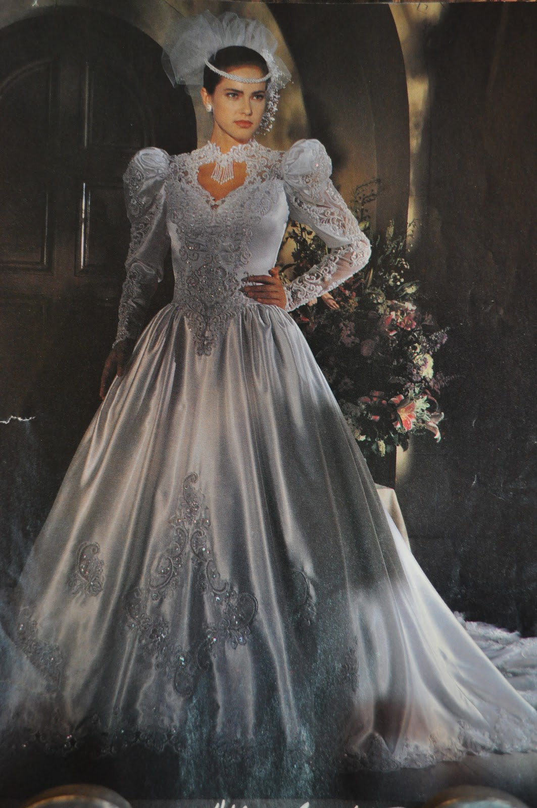 Celebrity Wedding Dresses 1990s : The further adventures of abby hayden s wedding dresses