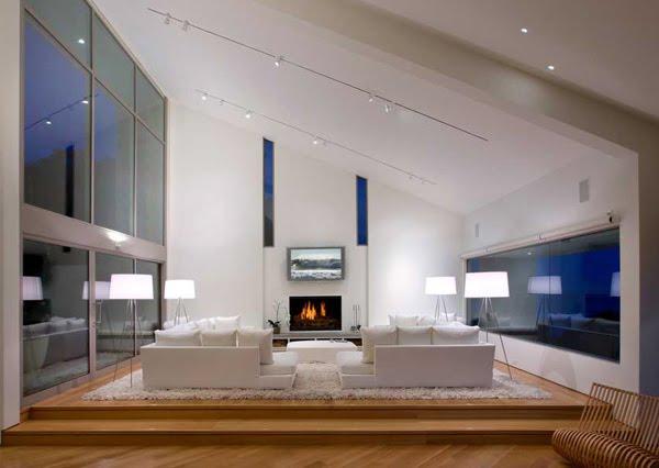 western interior decorations modern western interior living room