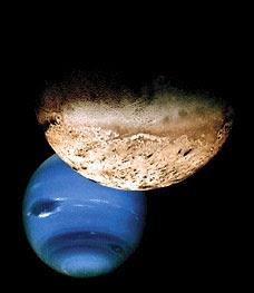 My Life on Neptune