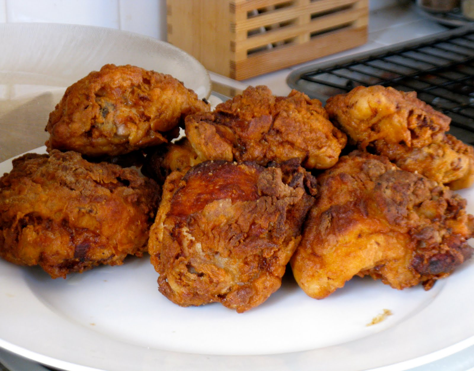 ... Labor Day Party, and Thomas Keller's Buttermilk Fried Chicken