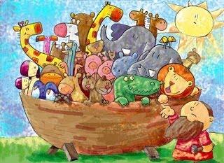 Te invito a subir al mejor arca!! :)