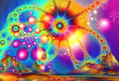 Island of Psychedelic Illuminations