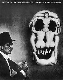 Salvador Dali: In Volupate mors