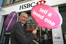 HSBC CHIEF BACKS CAMPAIGN