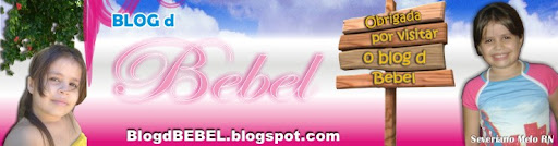Blog da Bebel