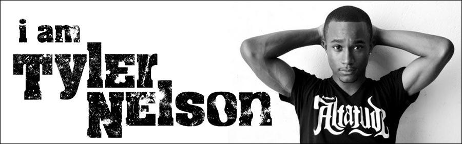 I am Tyler Nelson