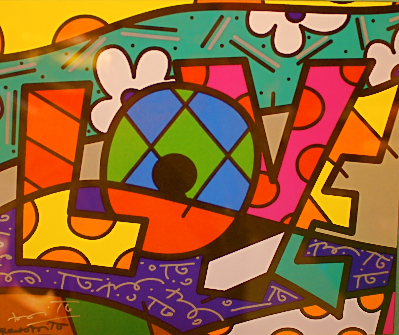 NYC в? NYC: Art and Candy: ROMERO BRITTO'S ART and DYLAN'S CANDY BAR ...
