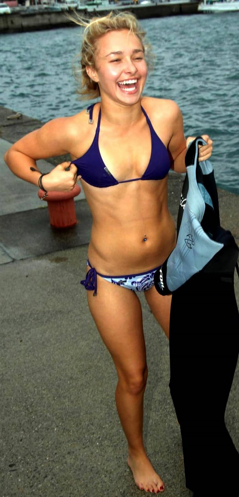 Hayden panttiere sexy pic
