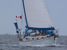 Canadian Sailing Vessel Passat II