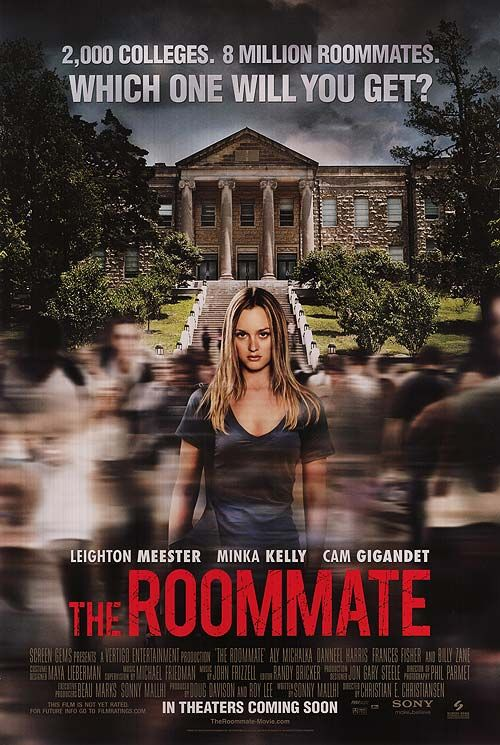 The Roommate affiche