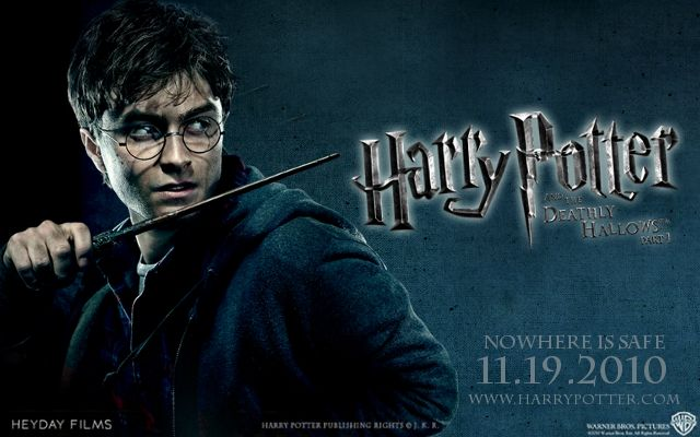 harry potter and the deathly hallows part 1 movie poster. Harry Potter and the Deathly