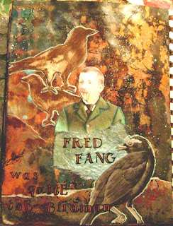 Fred Fang was quite the birdman.