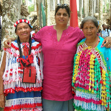 Me and two beautiful Native Indian Surinamese sisters