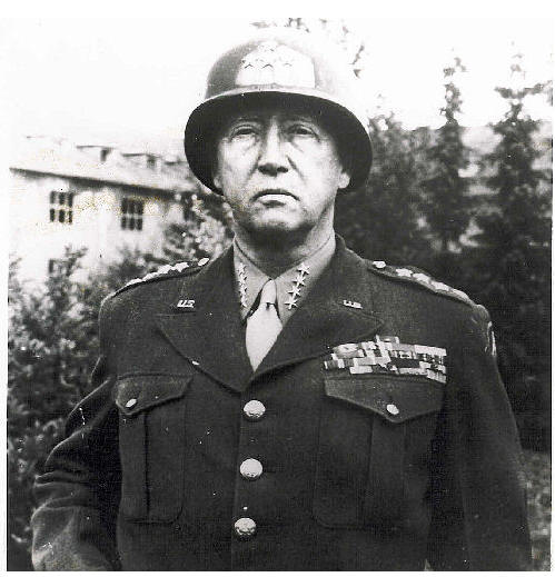 Judicial-Inc Archive: George Patton Found Out Too Late
