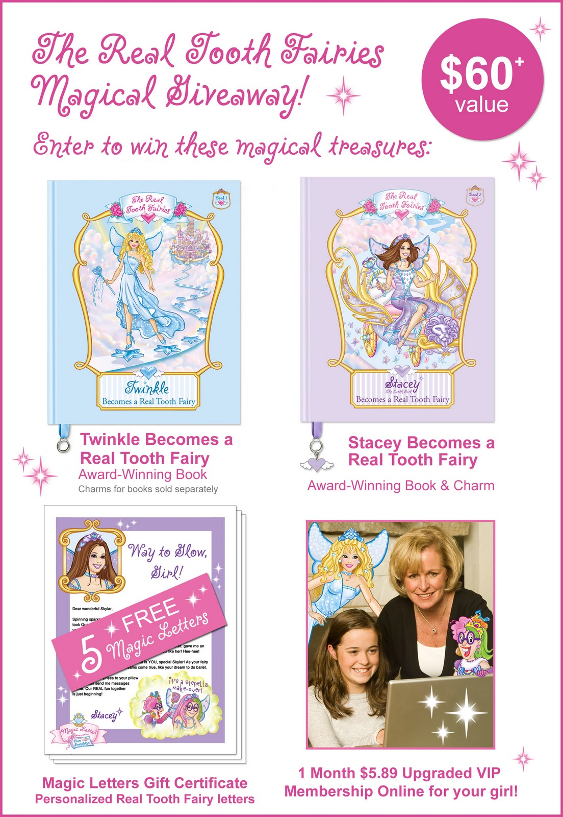 the cartoon lovin 39 mama the real tooth fairies review and giveaway. Black Bedroom Furniture Sets. Home Design Ideas