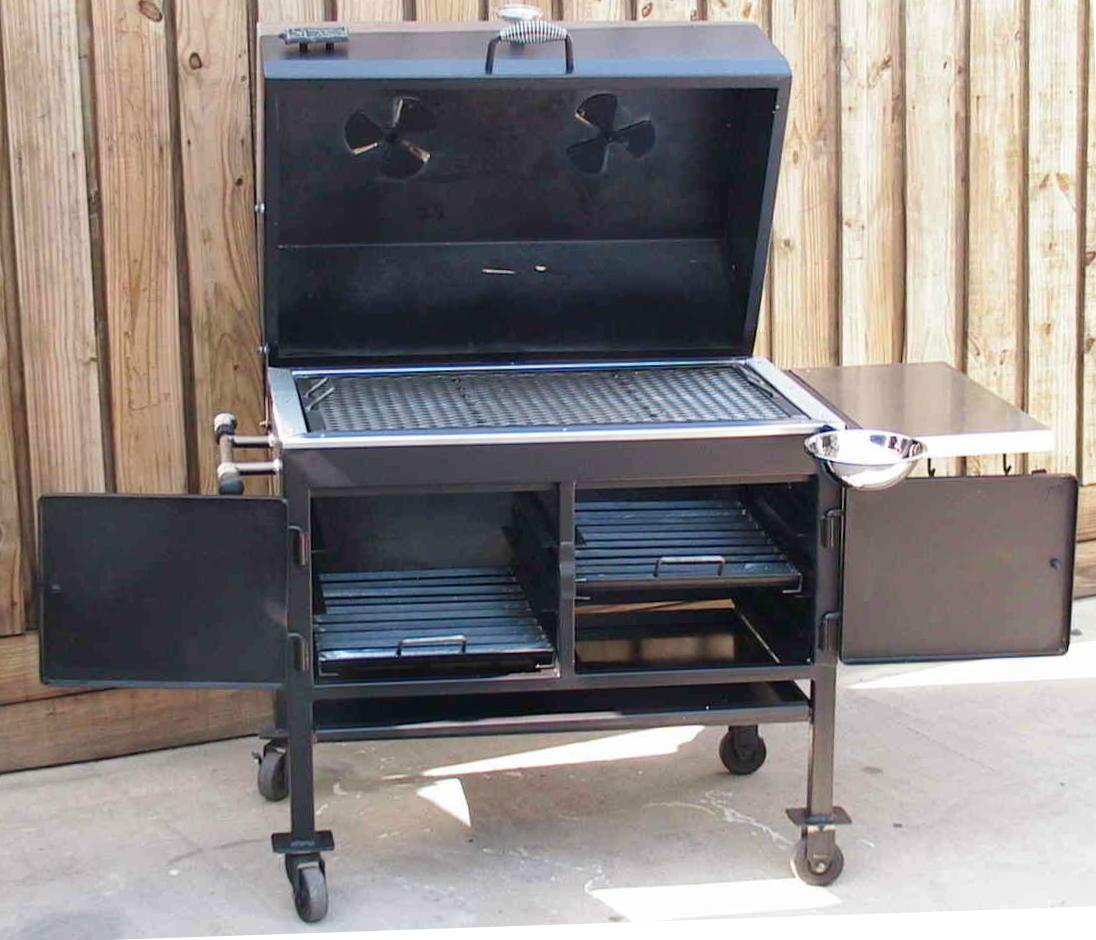 bbq pitbuilders the tejas 2436xl barbecue grill. Black Bedroom Furniture Sets. Home Design Ideas