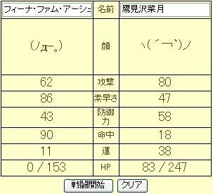 NATSUKI Win!