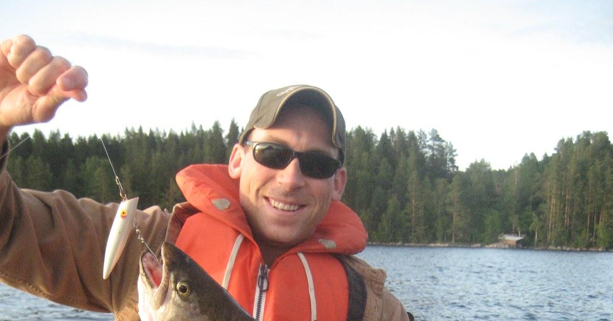 S fishing fiskar revsundssj n idag for Elias v fishing
